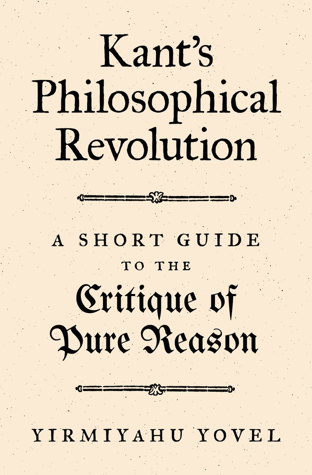 Kant's Philosophical Revolution