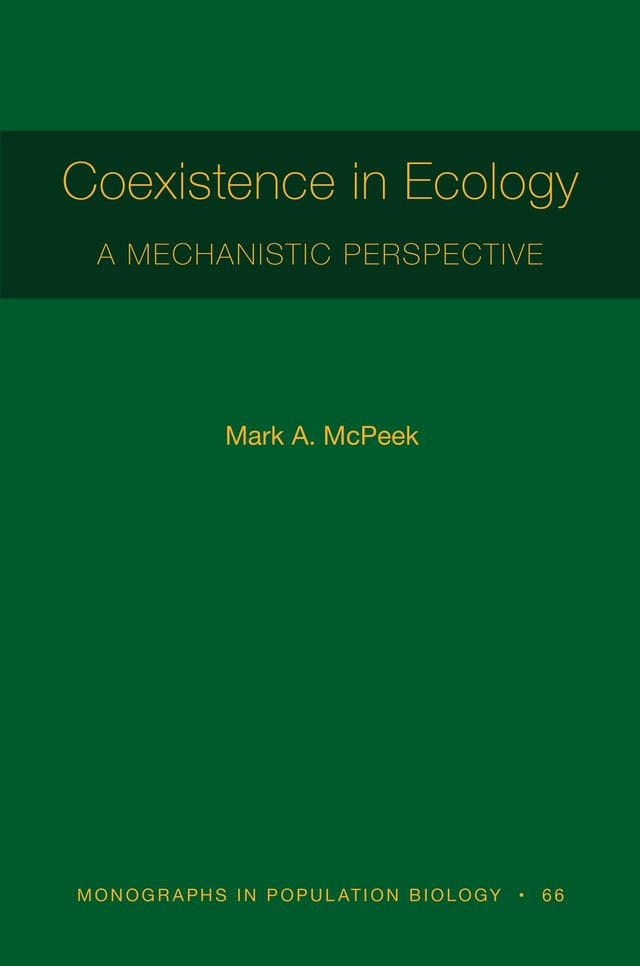 Coexistence in Ecology