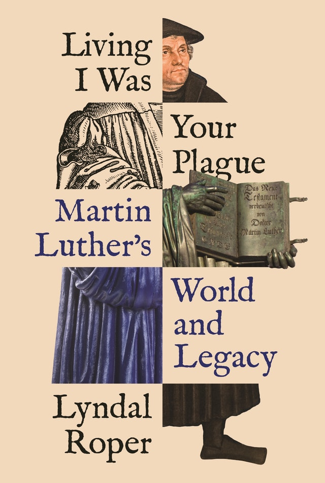 Living I Was Your Plague