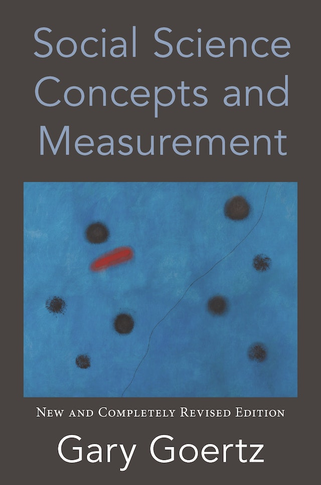 Social Science Concepts and Measurement