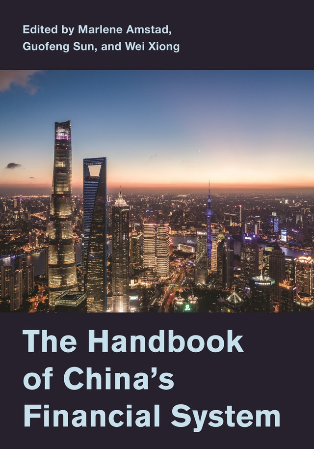 The Handbook of China's Financial System