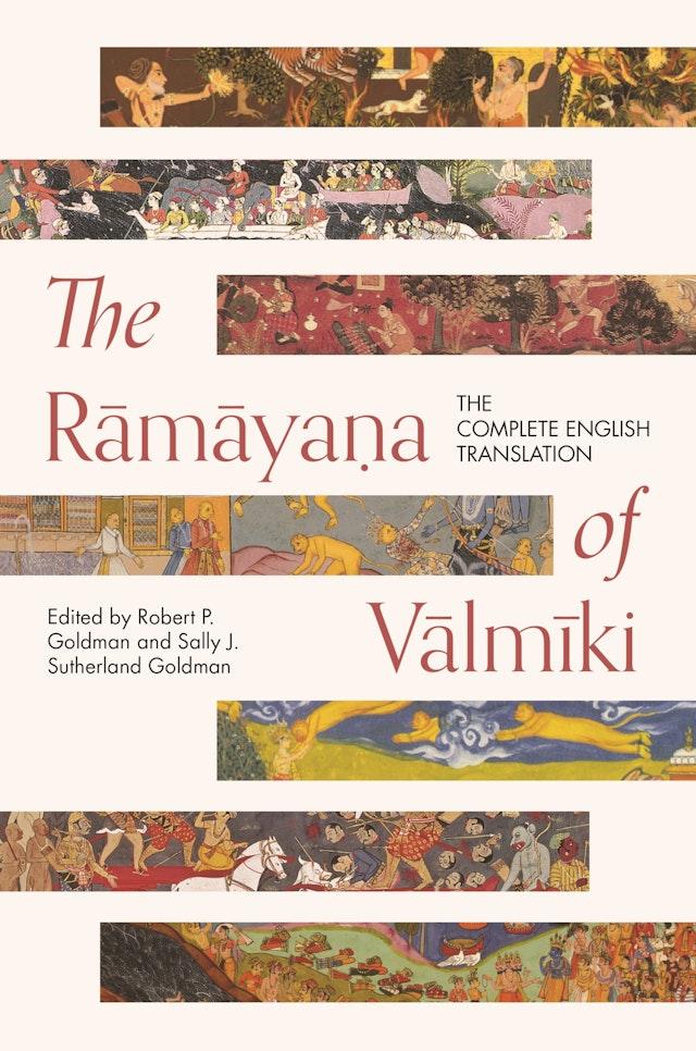 The Rāmāyaṇa of Vālmīki