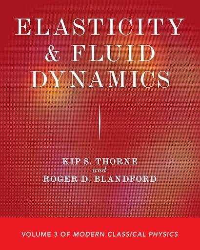 Elasticity and Fluid Dynamics