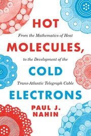 Hot Molecules, Cold Electrons