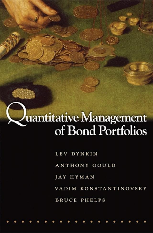 Quantitative Management of Bond Portfolios