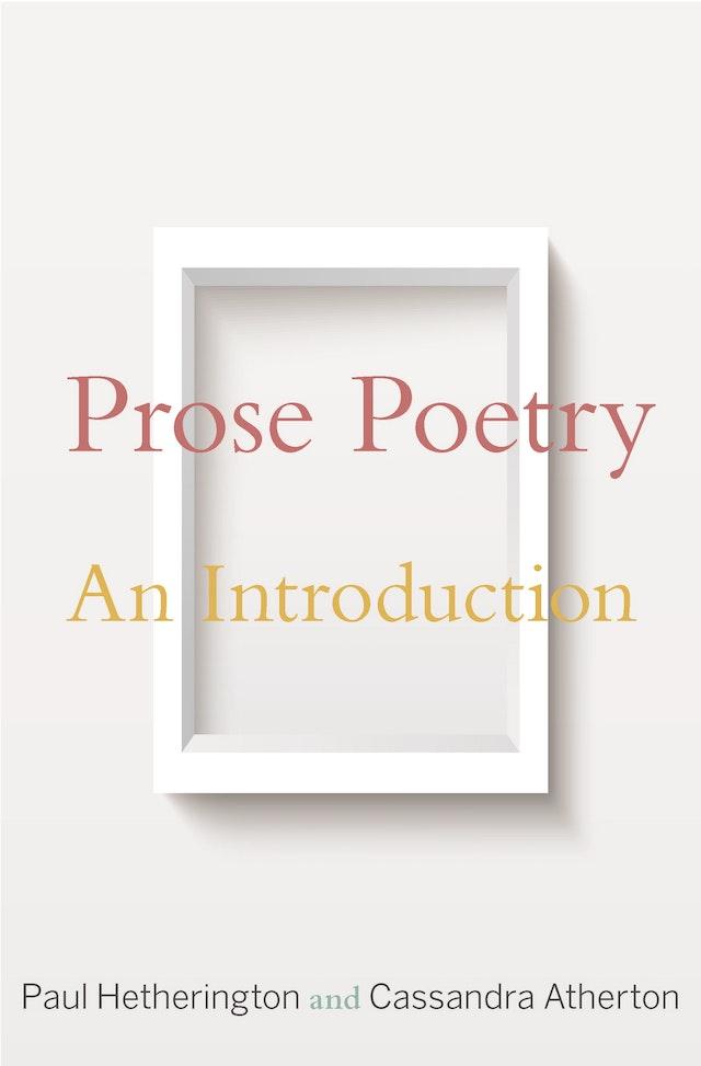 Prose Poetry
