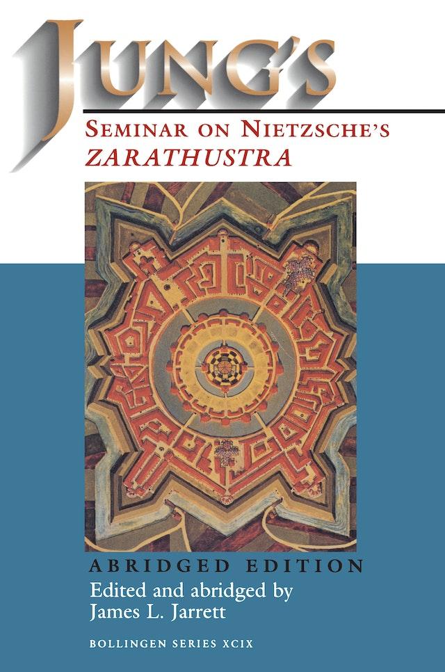 Jung's Seminar on Nietzsche's <i>Zarathustra</i>
