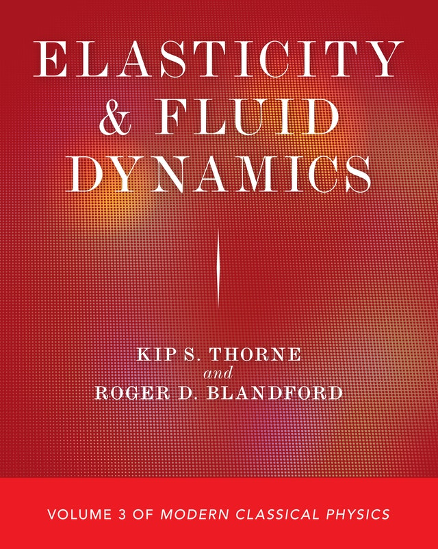 Elasticity and Fluid Dynamics