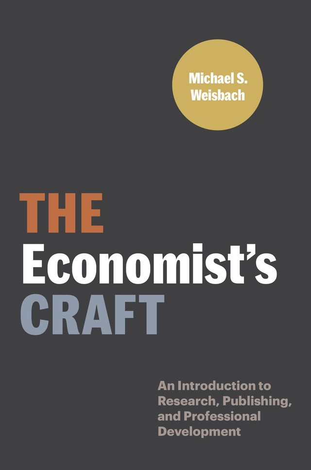 The Economist's Craft