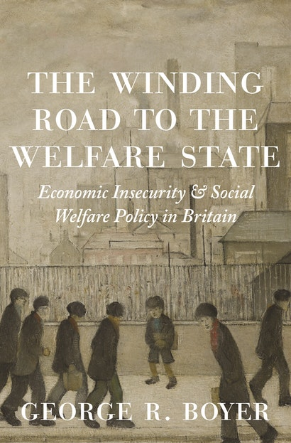 The Winding Road to the Welfare State