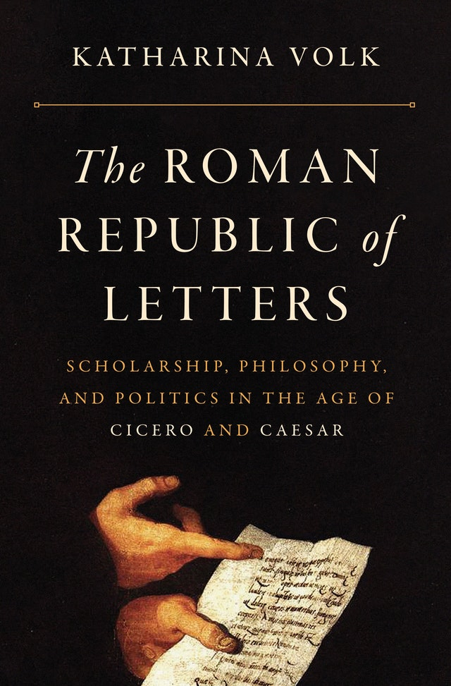 The Roman Republic of Letters