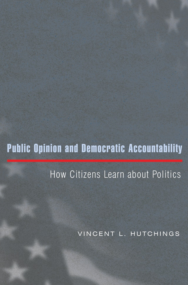 Public Opinion and Democratic Accountability