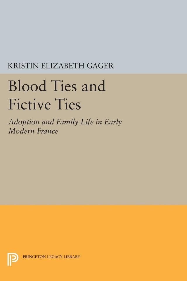Blood Ties and Fictive Ties