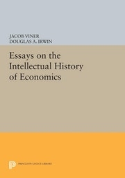 Essays on the Intellectual History of Economics