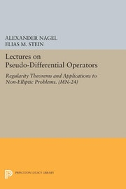 Lectures on Pseudo-Differential Operators