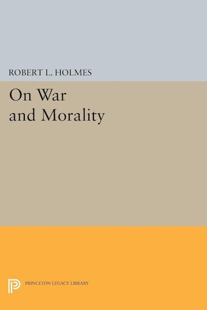 On War and Morality