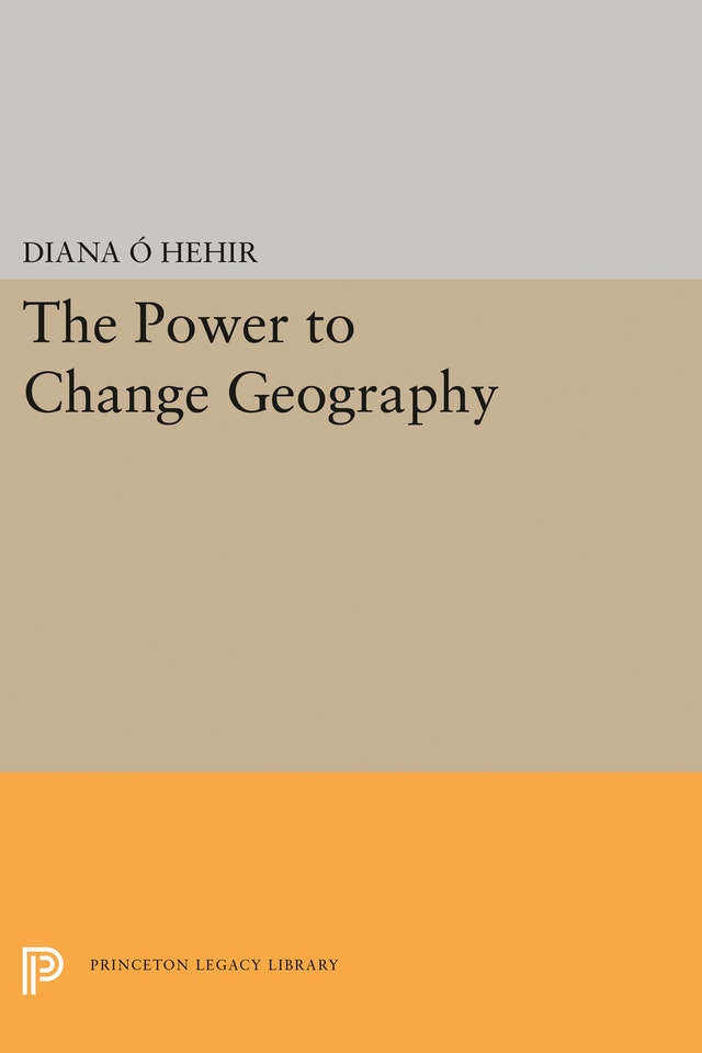 The Power to Change Geography