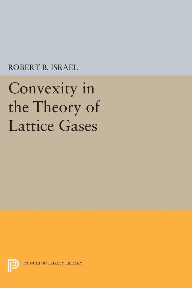 Convexity in the Theory of Lattice Gases