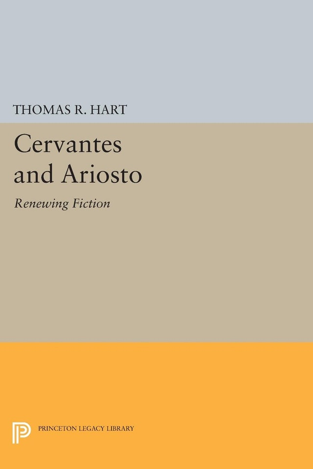 Cervantes and Ariosto