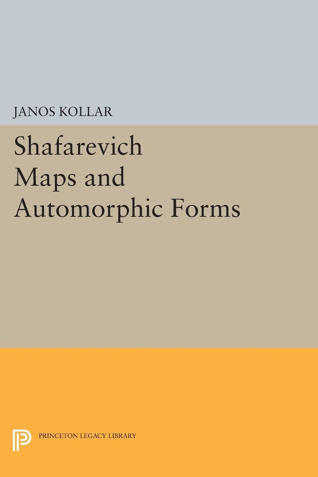 Shafarevich Maps and Automorphic Forms