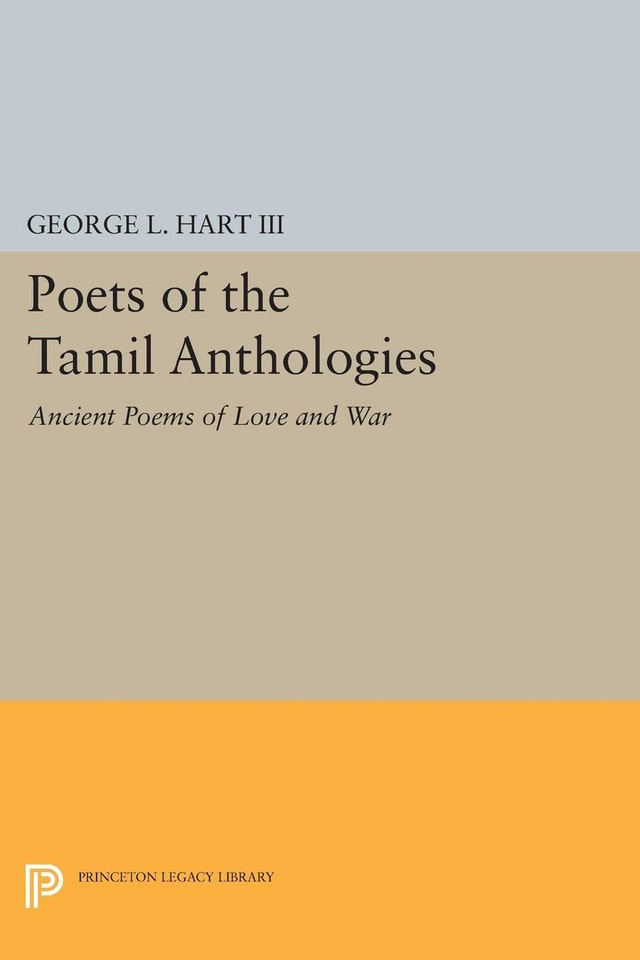 Poets of the Tamil Anthologies