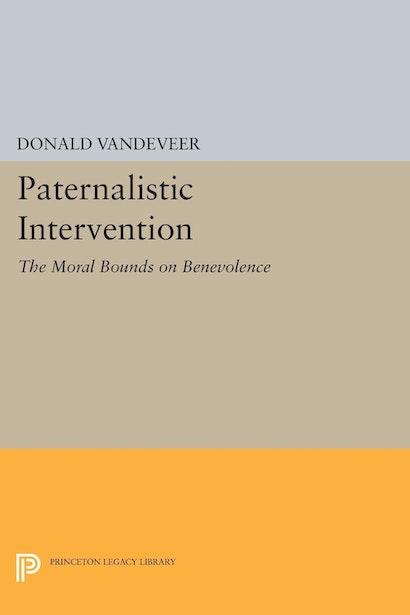 Paternalistic Intervention