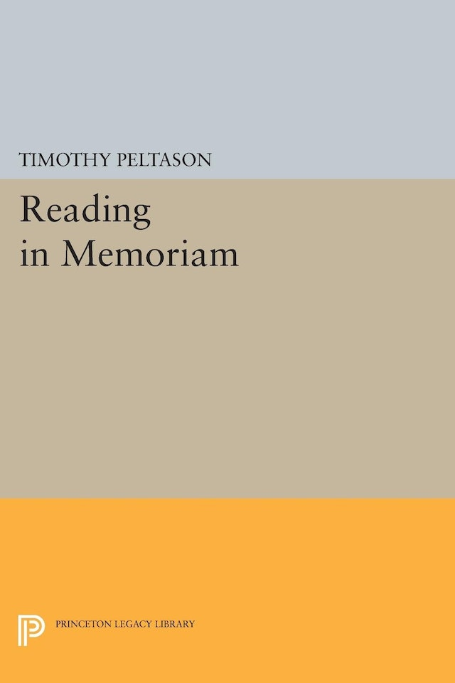 Reading In Memoriam