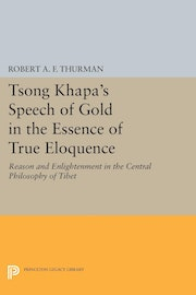 Tsong Khapa's Speech of Gold in the Essence of True Eloquence