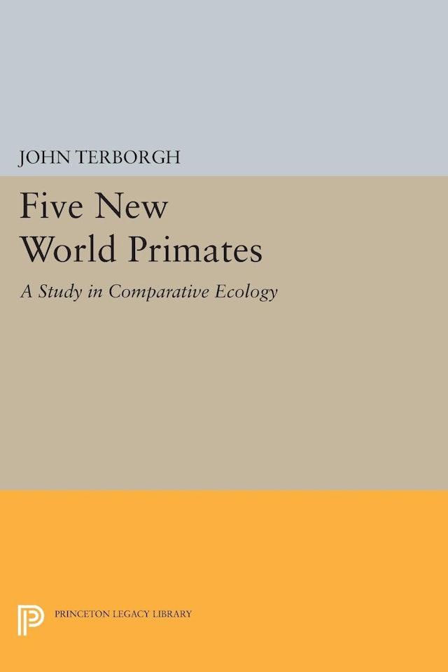 Five New World Primates