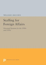 Staffing For Foreign Affairs