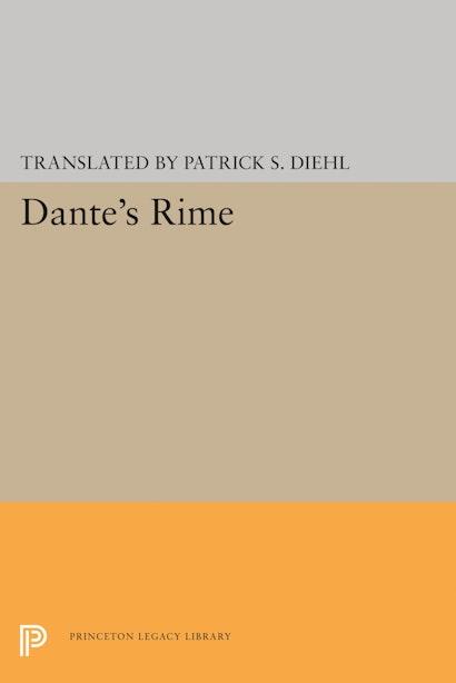 Dante's Rime