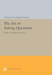 The Art of Asking Questions