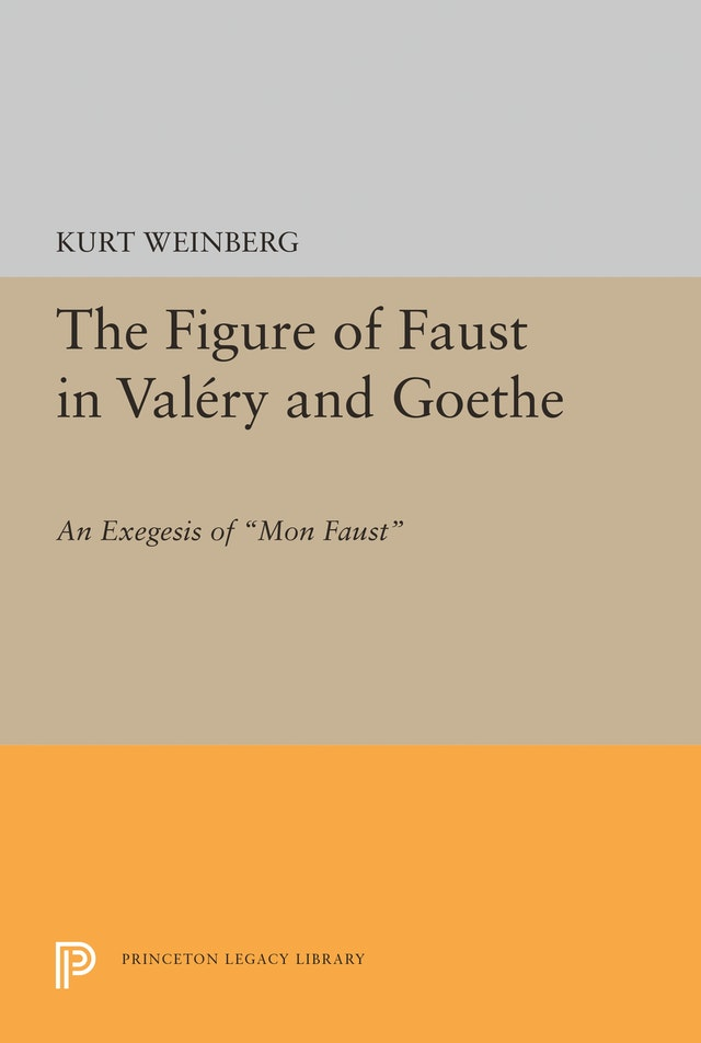 Figure of Faust in Valery and Goethe