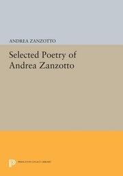 Selected Poetry of Andrea Zanzotto