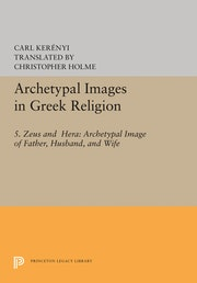 Archetypal Images in Greek Religion