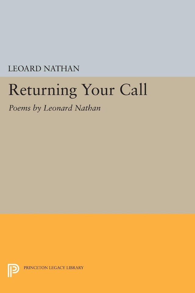 Returning Your Call
