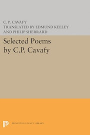 Selected Poems by C.P. Cavafy