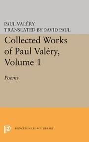 Collected Works of Paul Valery, Volume 1