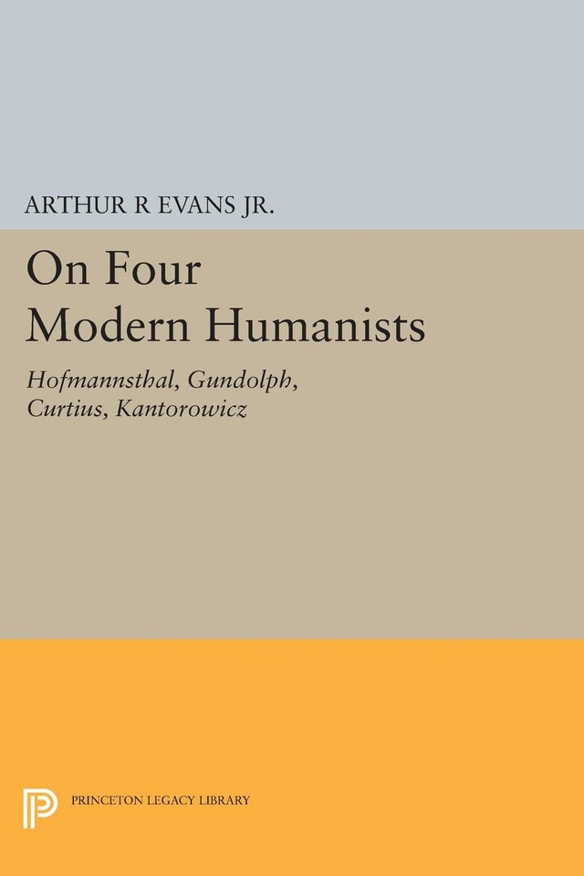 On Four Modern Humanists
