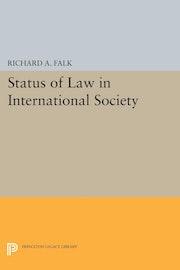 Status of Law in International Society