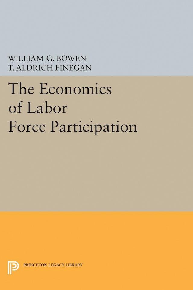 The Economics of Labor Force Participation