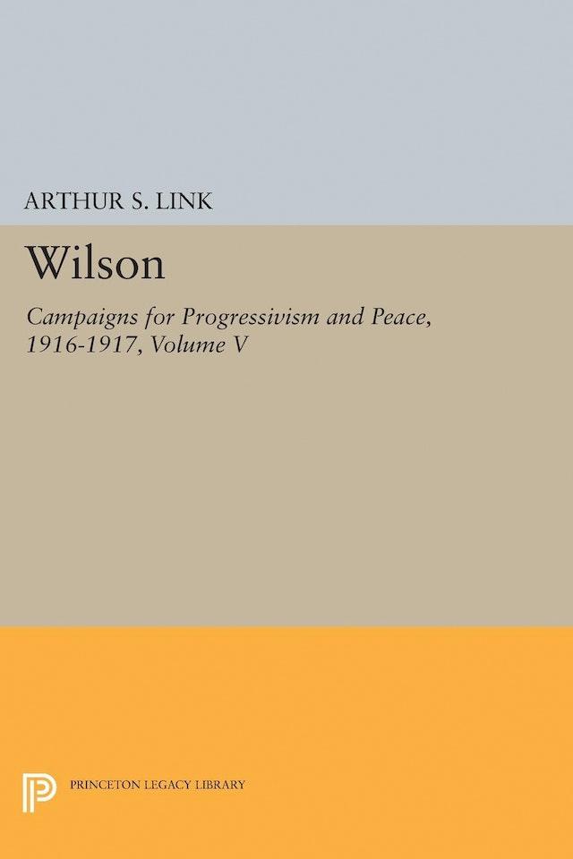 Wilson, Volume V