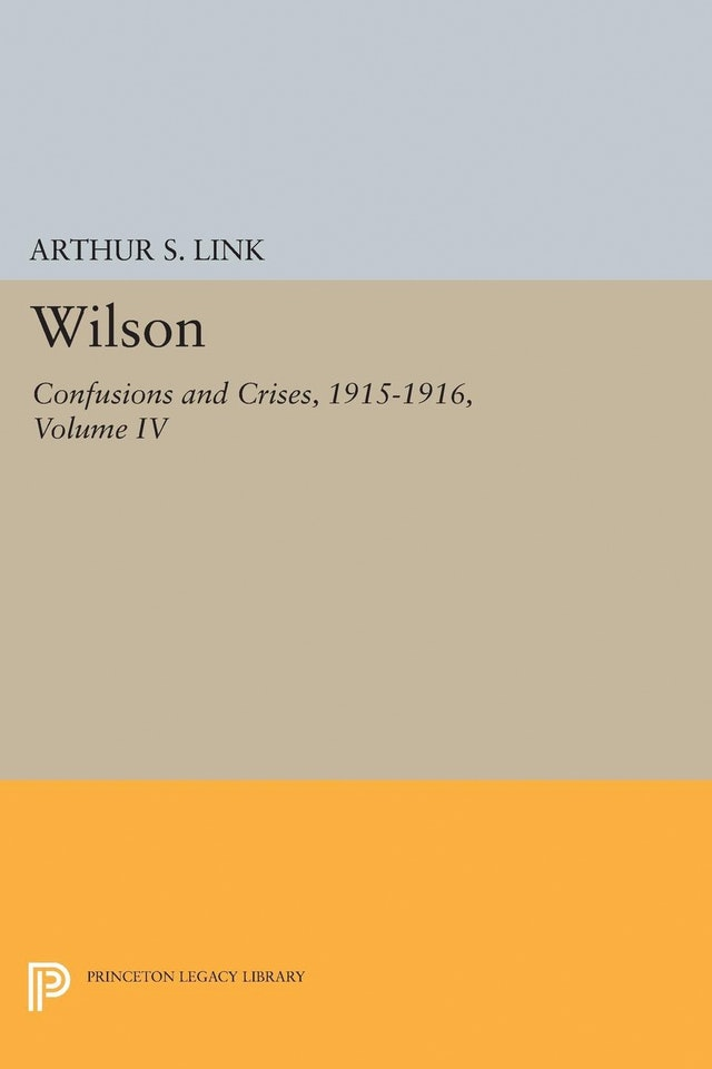 Wilson, Volume IV