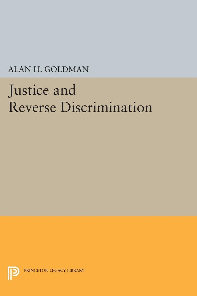 Justice and Reverse Discrimination