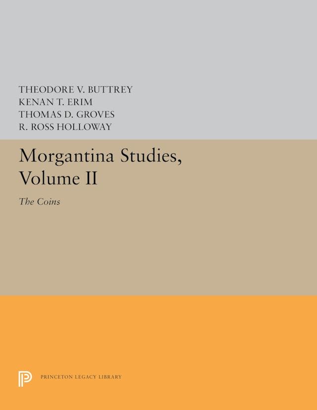 Morgantina Studies, Volume II