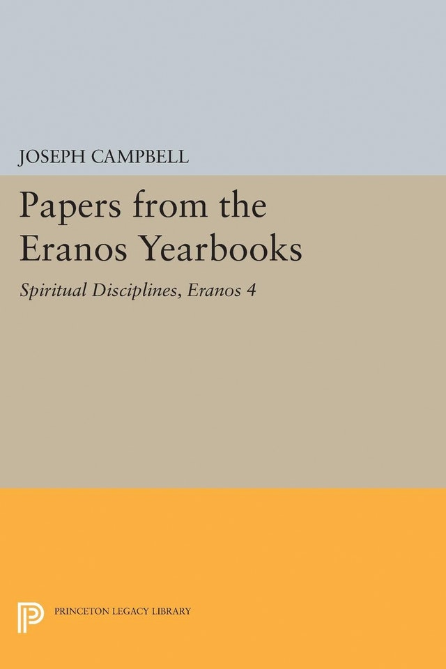 Papers from the Eranos Yearbooks, Eranos 4