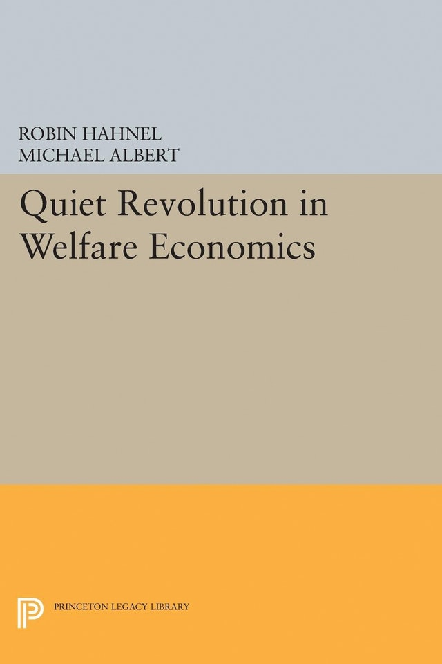 Quiet Revolution in Welfare Economics