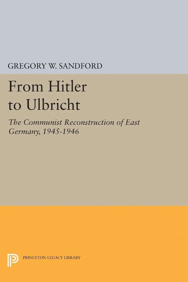 From Hitler to Ulbricht