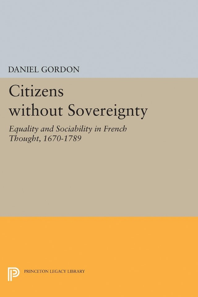 Citizens without Sovereignty