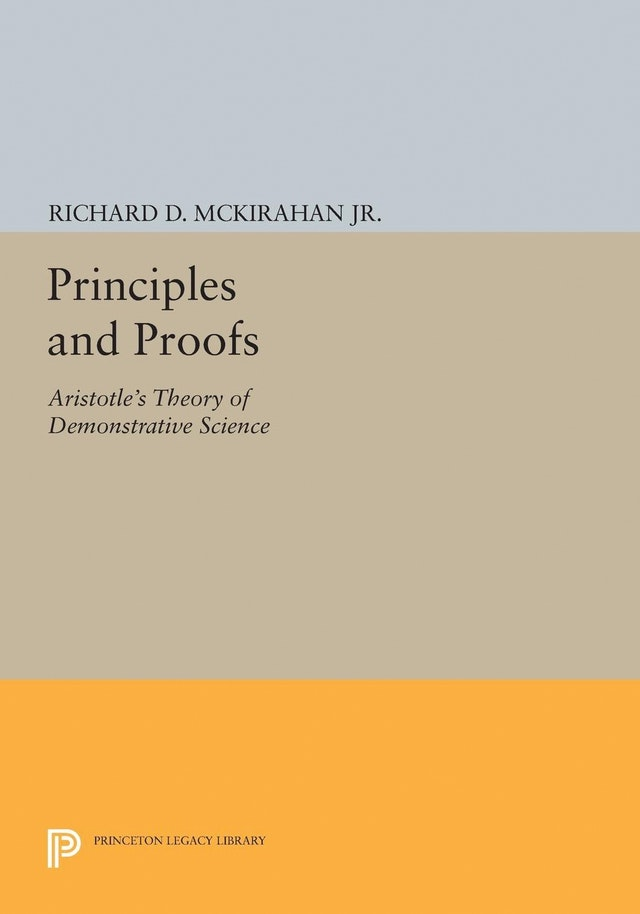 Principles and Proofs